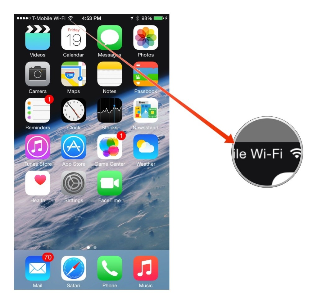 best wifi calling app iphone how to use wi fi calling with ios 8 techgeek365 16716