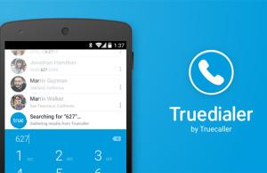 make truedialer default