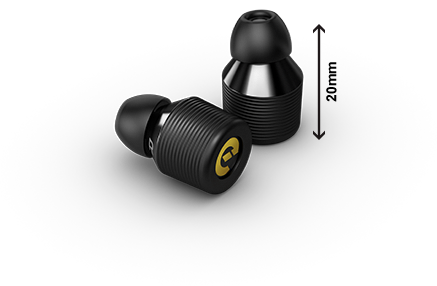 earin the world s smallest wireless earbuds techgeek365. Black Bedroom Furniture Sets. Home Design Ideas