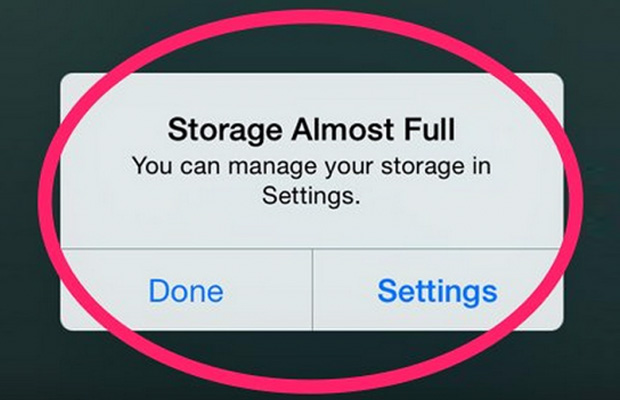 storage almost full iphone 5 how to resize iphone photos to save space techgeek365 18036