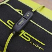 SMS Audio BioSport Smart Earphones (Yellow)