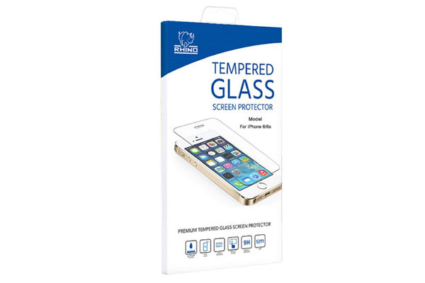 Rhino Tempered Glass Screen Protector For Apple iPhone