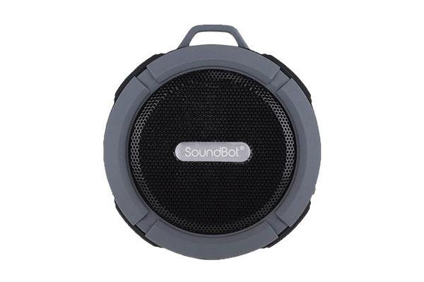 SoundBot Shock Resistant Bluetooth Wireless Speaker
