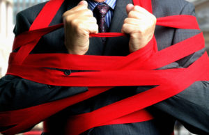cutting though red tape business