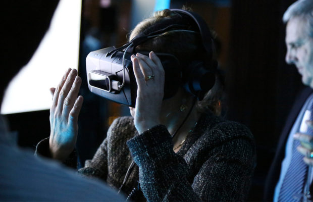 virtual reality in the events industry
