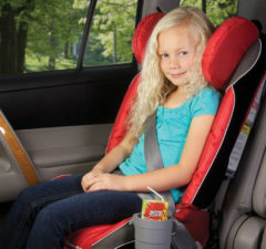 choosing booster seats for older children