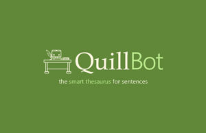 quillbot the smart thesaurus for sentences