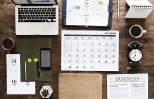 how to keep your schedule organized
