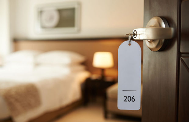 how to build a hotel booking app