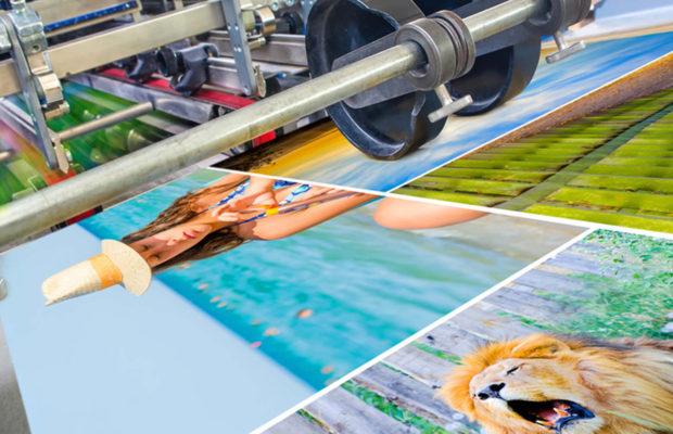 printing media in bulk