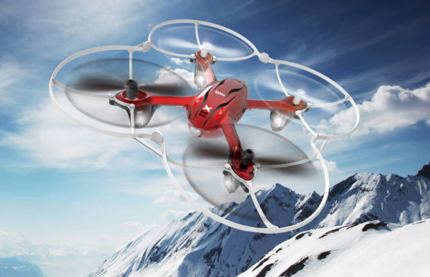 syma x11 drone review