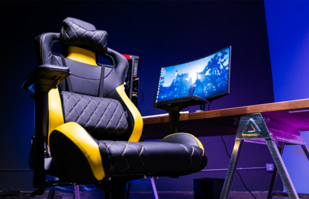 Our Favorite Gaming Chairs With Audio