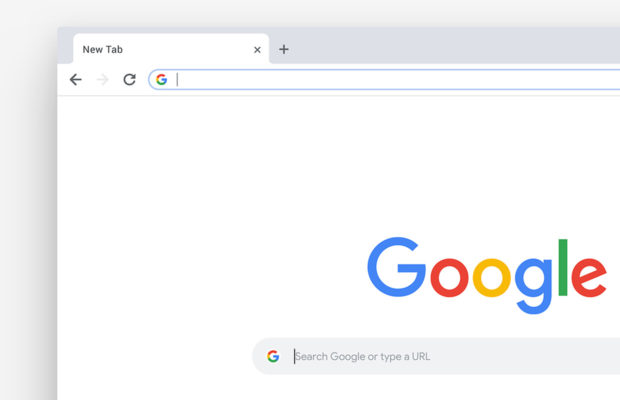 say hello to the new google chrome design