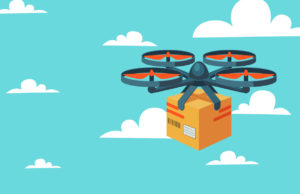 commercial drone delivery service for ecommerce business