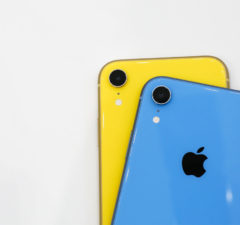 how long you need to work to buy an iphone xr